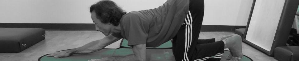 My 30 day Gyrokinesis practice challenge – Week 1
